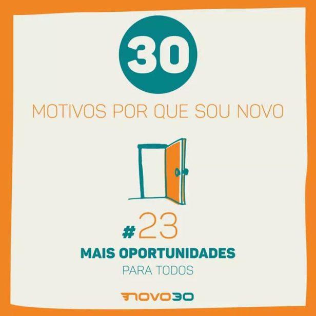 MOTIVOS_QUE_SOU_NOVO-MAIS OPORTUNIDADES PARA TODOS