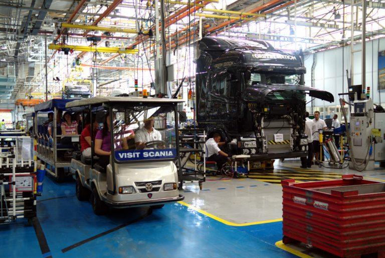 A notícia publicada no RD Reporter Diário sobre a Scania voltar a produzir em dois turnos é excelente! Mas temos condições e precisamos desenvolver NOVOS MERCADOS em SãoBernardo