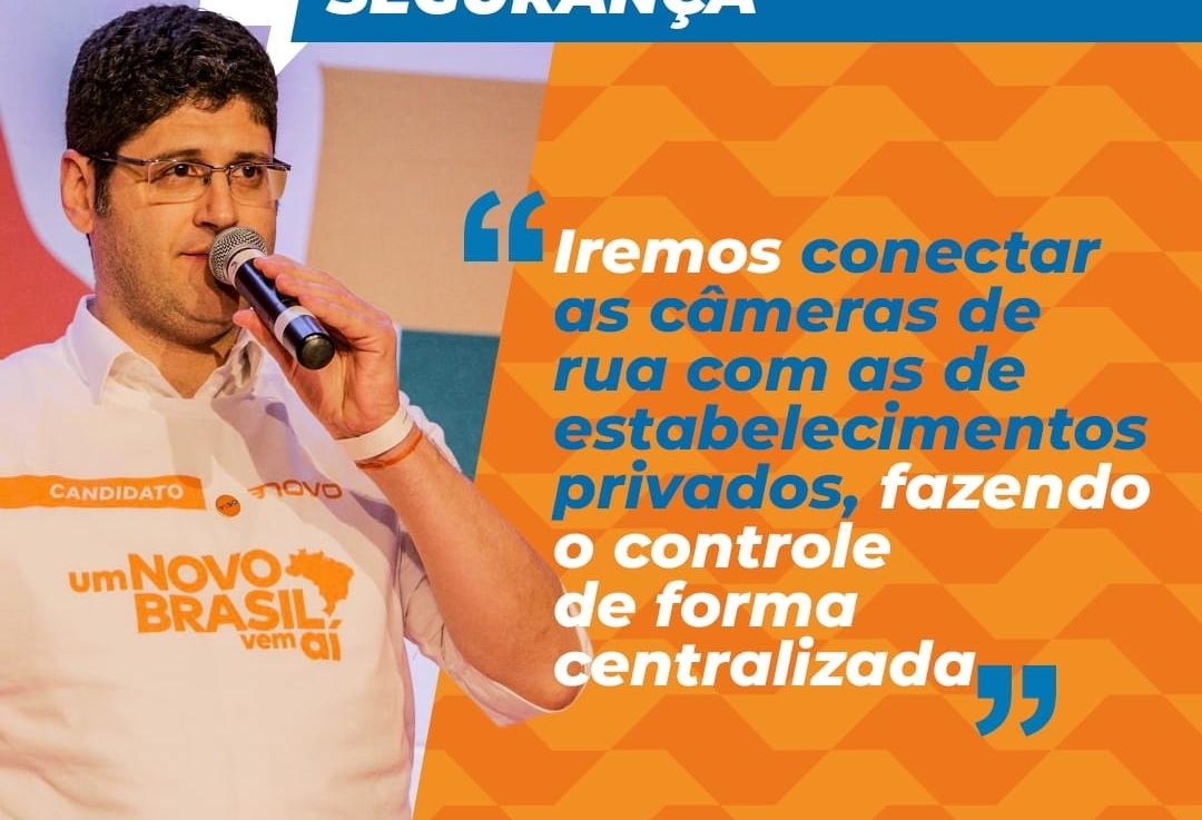 inSEGURANÇA Pública: Nem PT nem PSDB integraram a Polícia Militar x Câmeras de Segurança em SãoBernardo