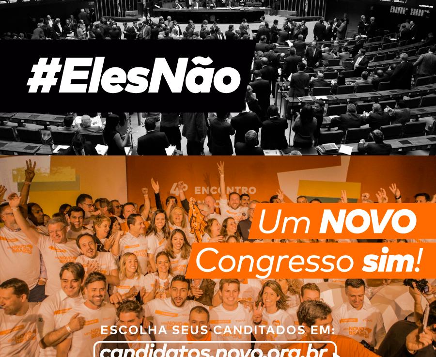 Vereadores do NOVO são sinônimos de transparência com oeleitor!!