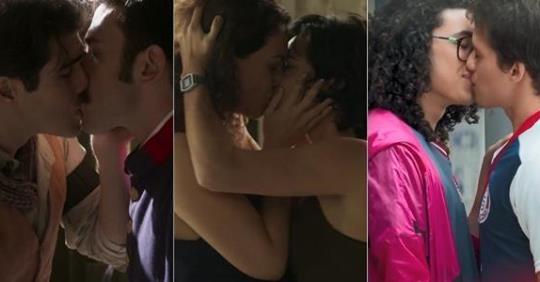 Sexualidade na TV aberta: Deve haver limites(?) ou ao menos horáriosespecíficos(?)