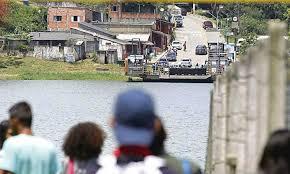 O que dizem os apoiadores e colaboradores da Gestão Pública em São Bernardo do Campo sobre uma eventual construção de PONTE no Riacho Grande em substituição à Balsa? ou liberação do acesso pela RodoviaImigrantes.