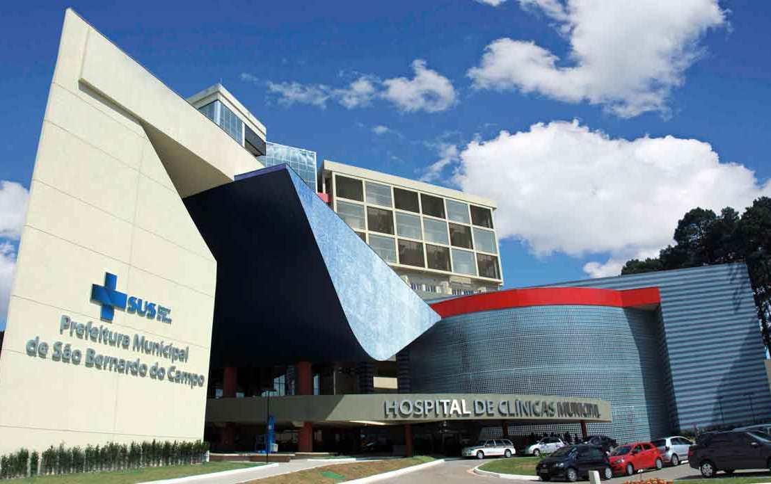 Elogio ao Hospital de Clinicas em São Bernardo doCampo-SP