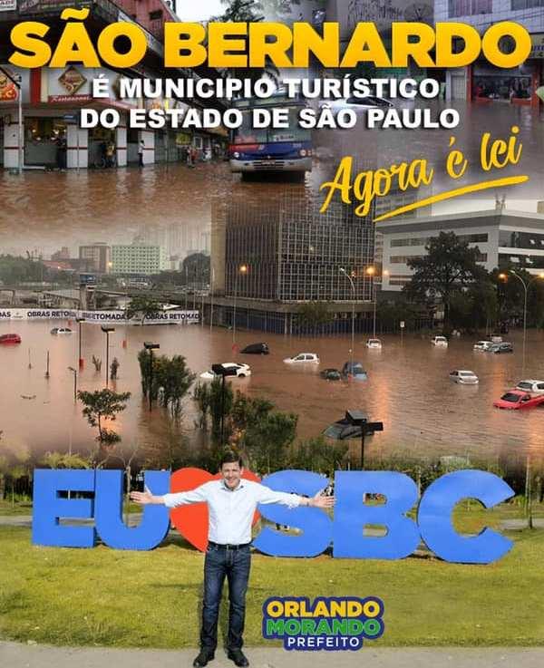São Bernardo: CidadeTurística