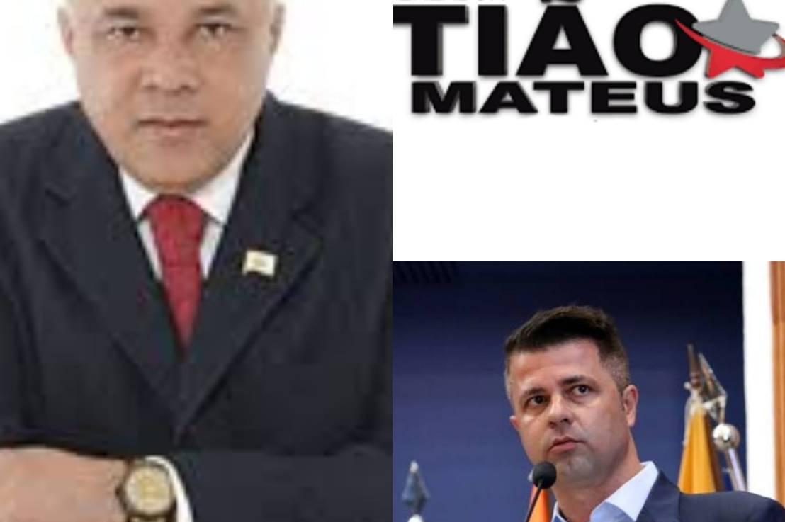 O que será que o vereador Tião MATEUS tanto procura com Julinho Fuzari no seugabinete?