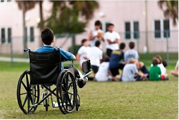 Deficiência: uma característica da pessoa ou dasociedade?