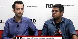 Jornalista Leandro Amaral RD Reporter Diário uma dúvida: Hummm tic tac tic tac tictac!!!!