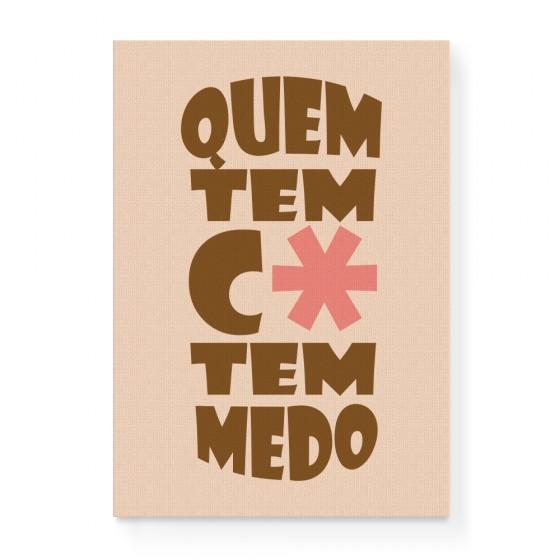 """Ao ler a matéria do Jornalista Leandro Amaral uma frase(gíria) veio à mente: """"QUEM TEM…TEMMEDO"""""""