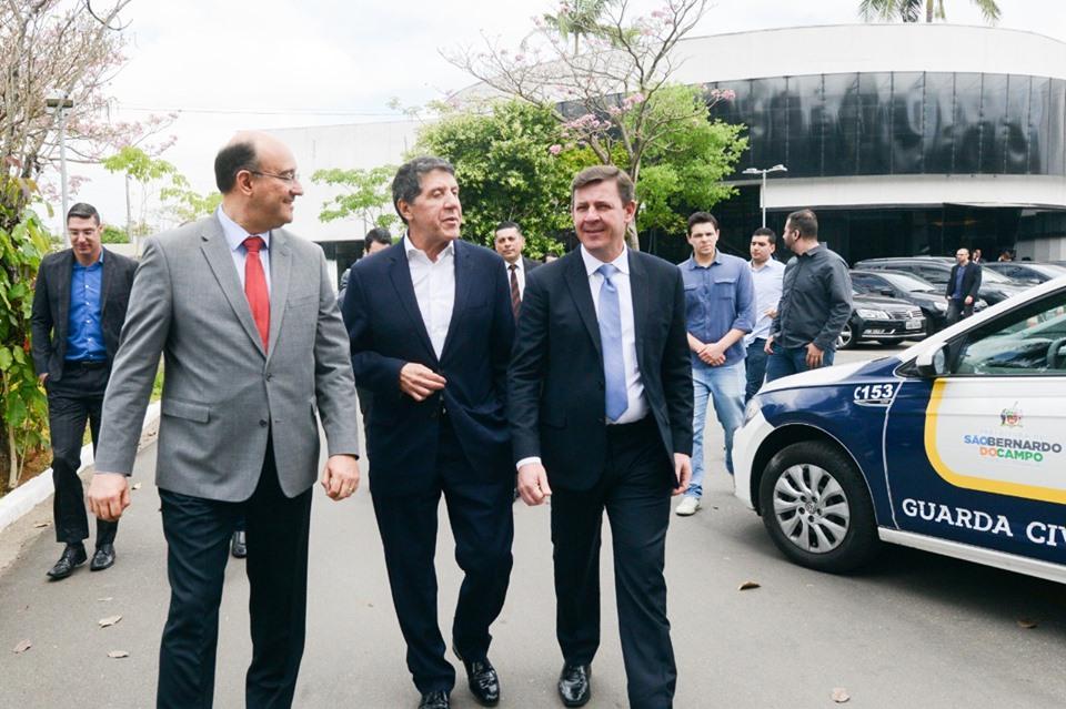 MP faz acordão com prefeitos do PSDB e com FundaçãoABC.