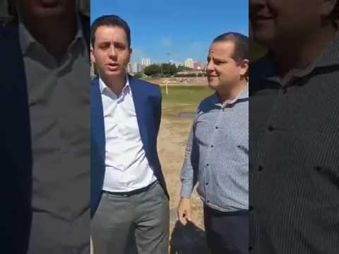 Líder de  Paulo Serra repudia Bolsonaro, mas não seu prefeito pelo mesmomotivo.