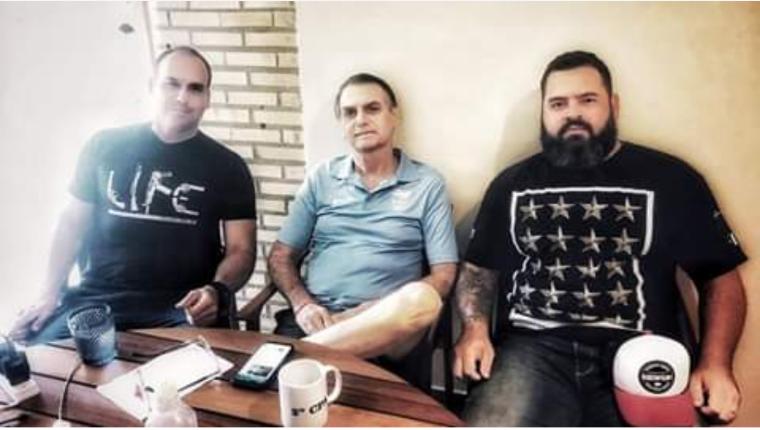 """As atitudes falam por si: Presidente do PSL em São Bernardo do Campo-SP classifica o Jornalismo e a liberdade de expressão como """"MERDA"""""""