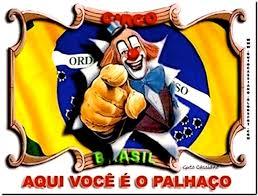 """No Brasil """"Soltam bandidos e desarmam o cidadão. Pobre do brasileiro…"""""""