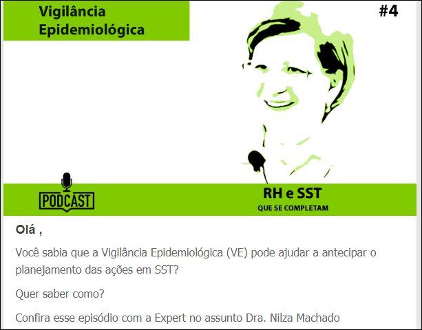 Dra Nilza Machado: VigilânciaEpidemiológica