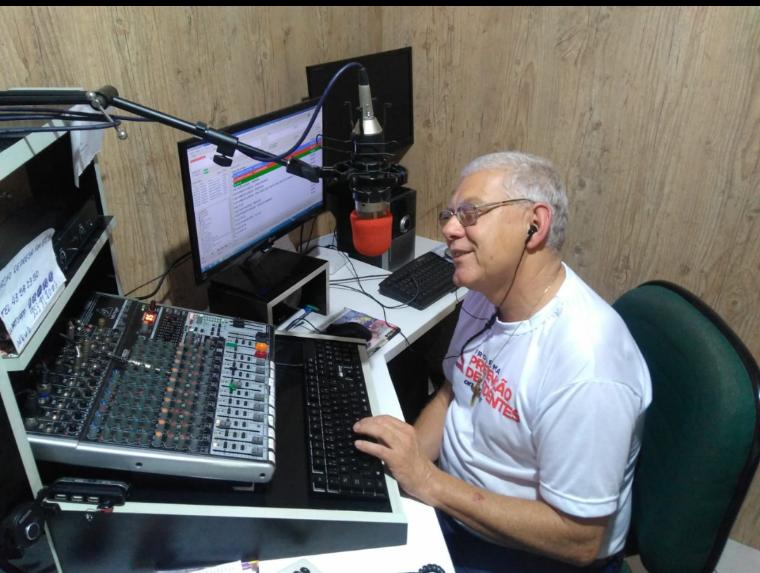 Programa AMARILDO REIS FM 87,5 MHz (RádioRepresa)