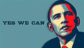 Frase utilizada por Barack Obama cai bem em São Bernardo: SIM NÓS PODEMOS! afastar OrlandoMorando…