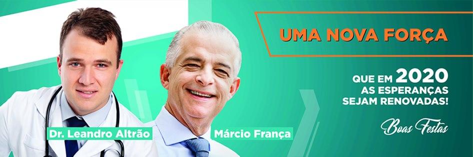 SBC: Dr Leandro Altrão e MarcioFrança