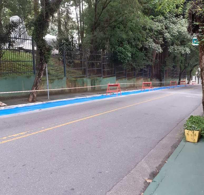 SBC: Olha o que a Prefeitura inventou na ruaKara