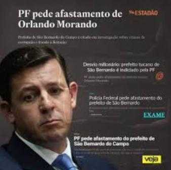 Jornalista Juca Duzzi: Vamos deixar claro!  sobre Indiciamento do Prefeito Orlando Morando pelaPF
