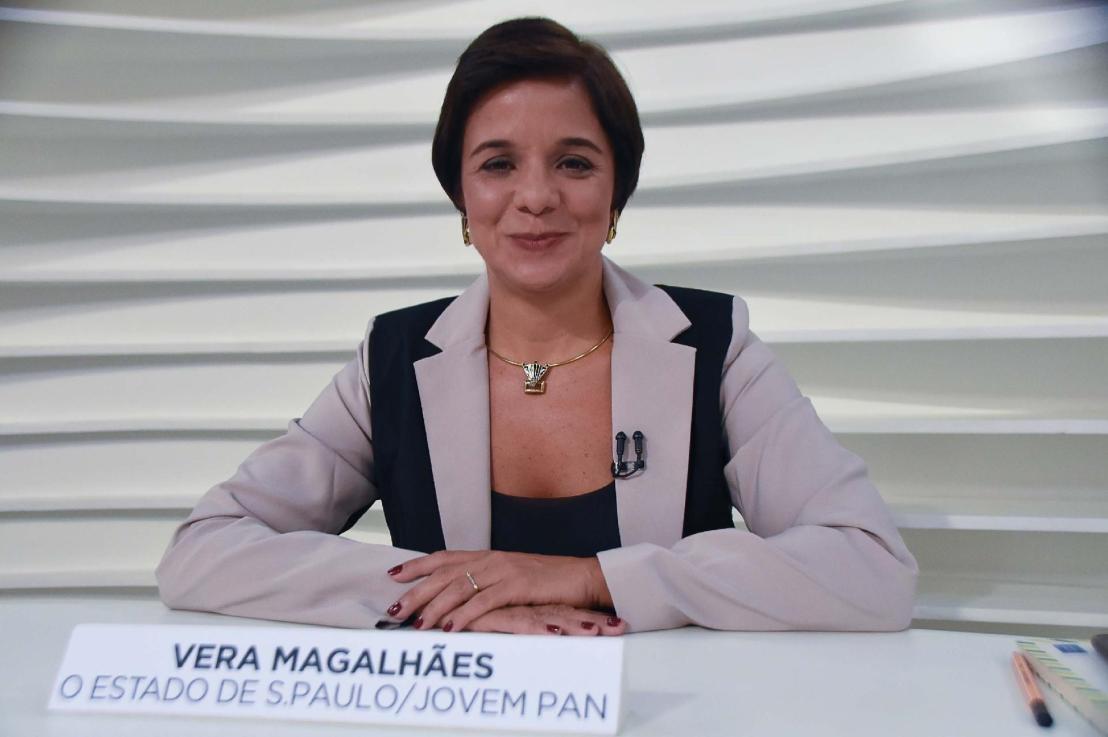 Governo Doria classifica como confidencial cachê de Jornalista VeraMagalhães.