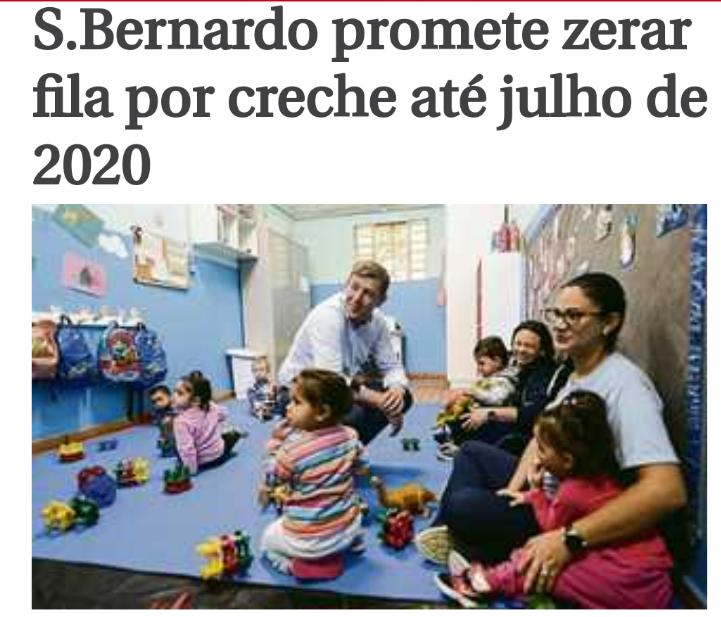 Conheça a lista das 40 Creches construídas por OrlandoMorando