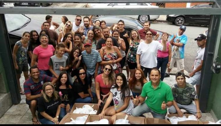 Projeto Luiz Dantas: Amor e Solidariedade em SãoBernardo.