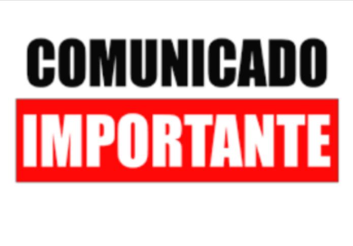 COMUNICADO IMPORTANTE SOBRE REABERTURA: DECRETO Nº 21.536, DE 16 DE ABRIL DE2021