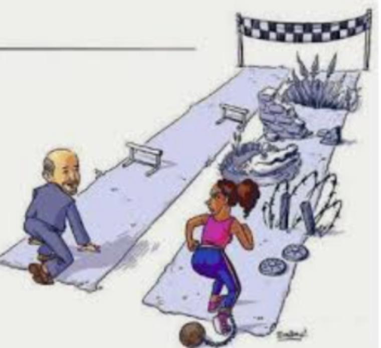 Meritocracia pura não existe e, ainda assim, o mundo não te devenada